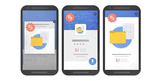 Popup sur mobile pénalisé par Google